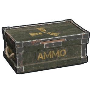 Ammunition Storage Box