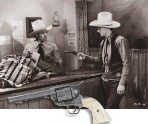 John Wayne in Peacemaker